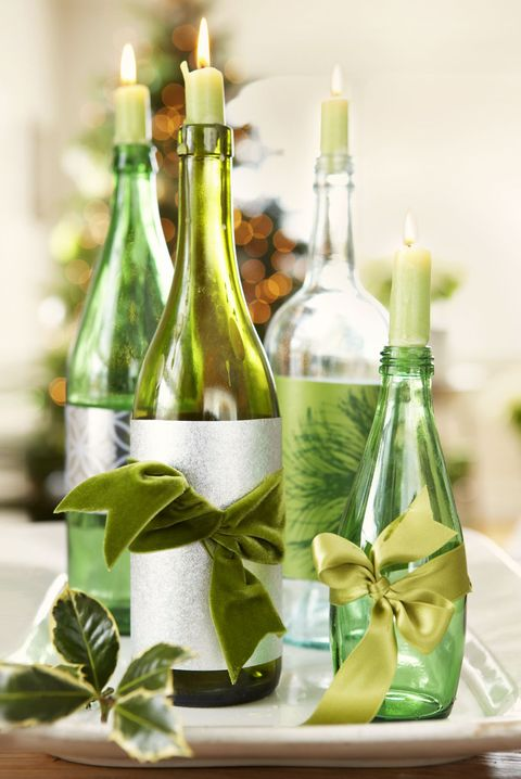 40 DIY Christmas Table Settings and Decorations ... - photo#40