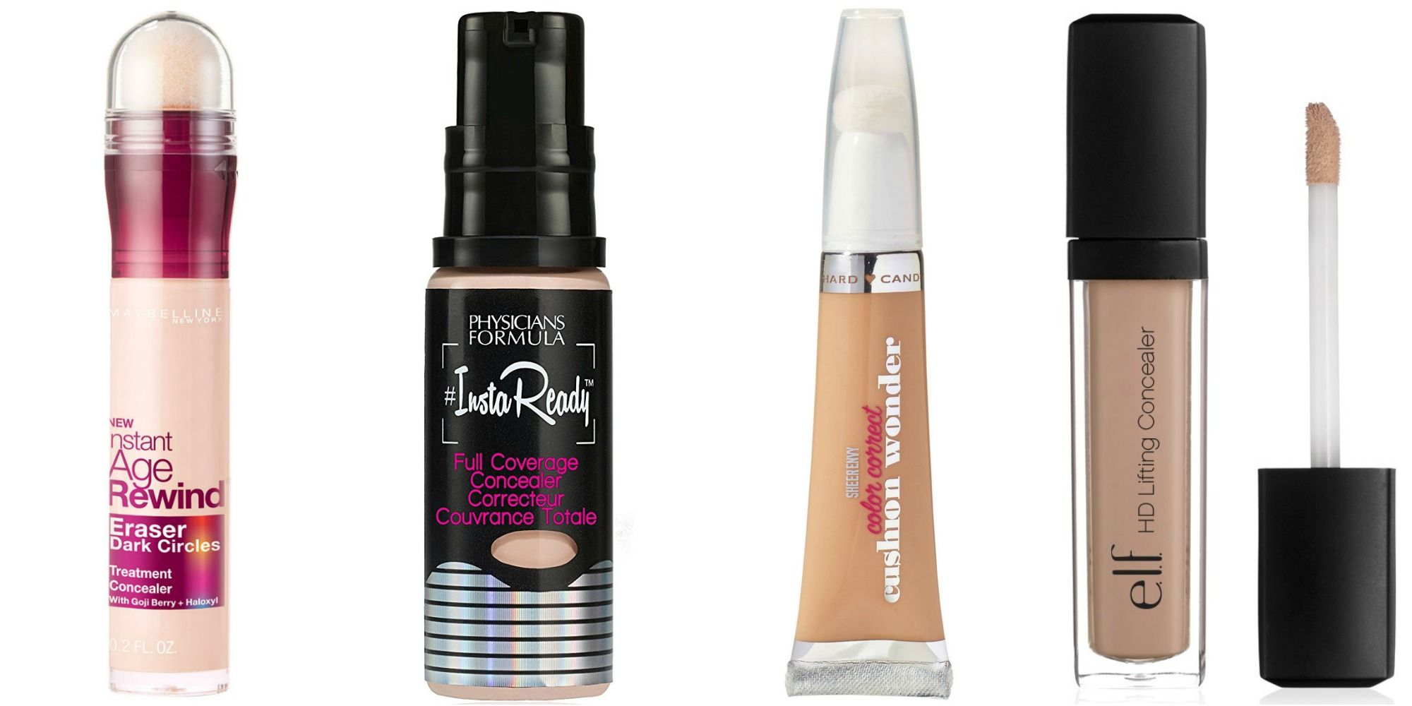 12 Best Drugstore Concealers That Work Top Rated Cheap Concealers