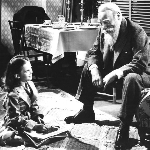 miracle on 34th street, thanksgiving 1947 - thanksgiving the year you were born