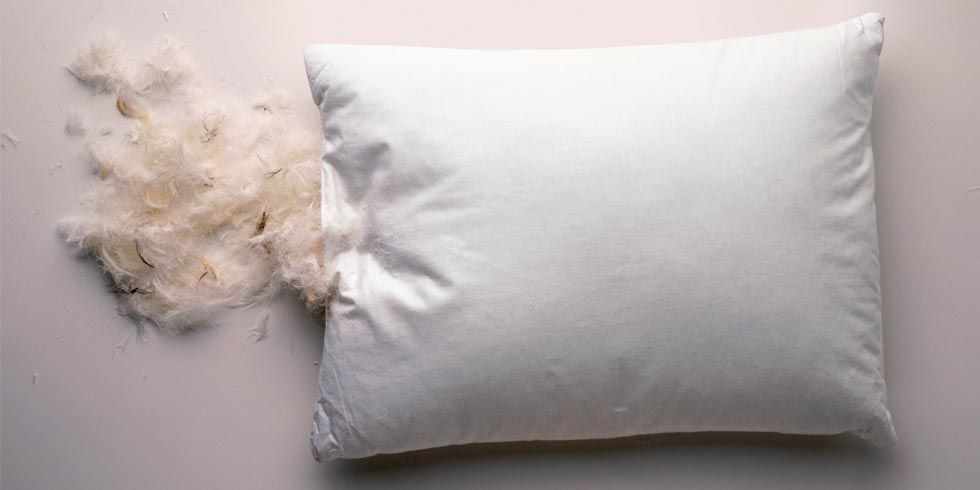 Washing Feather Pillows How To Clean Feather Bed Pillows Adorable Newport Feather Decorative Pillow