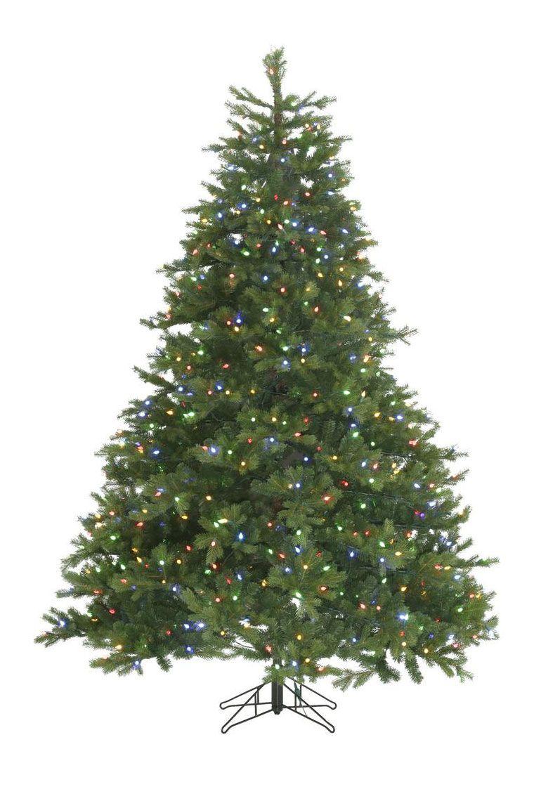 Ge 7 5 Pre Lit Christmas Tree