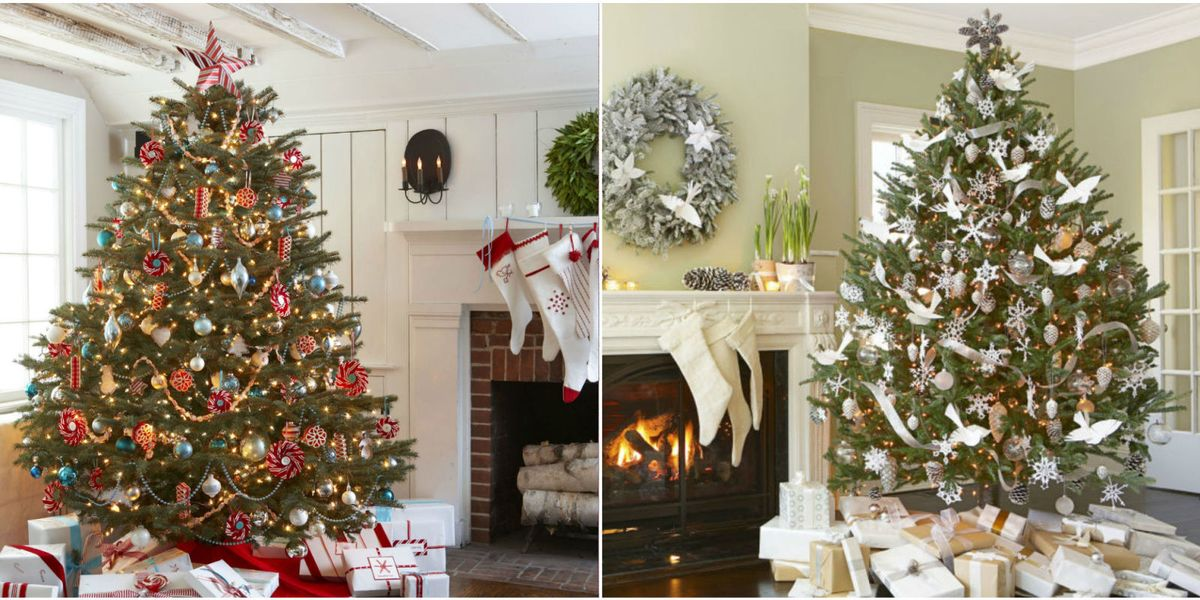Classroom Christmas Decor Ideas ~ Decorated christmas tree ideas pictures of