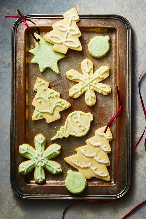 sugar cookie ornaments - Christmas Cookies
