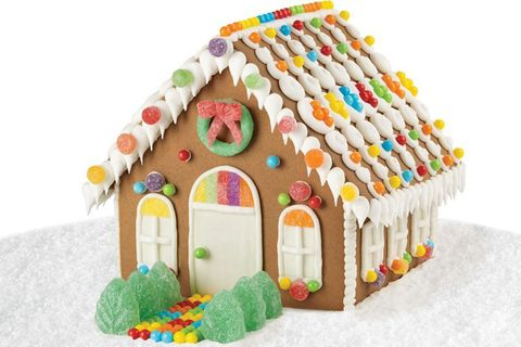 56 Amazing Gingerbread Houses - Pictures of Gingerbread House Design on church family house, church snow, church cupcakes, church autumn, church country gingerbread recipe, church candy, church cakes,
