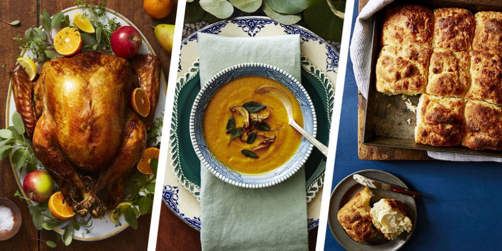 Mike ... & 80+ Traditional Thanksgiving Dinner Recipes - Easy Thanksgiving Menu ...