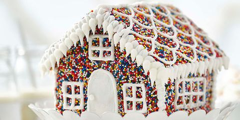 45 Amazing Gingerbread Houses Pictures Of Gingerbread House Design Ideas