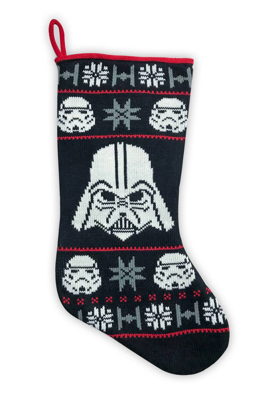 star wars darth vader christmas stocking