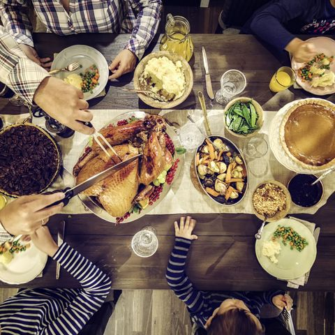 2018 Thanksgiving Dinner and More