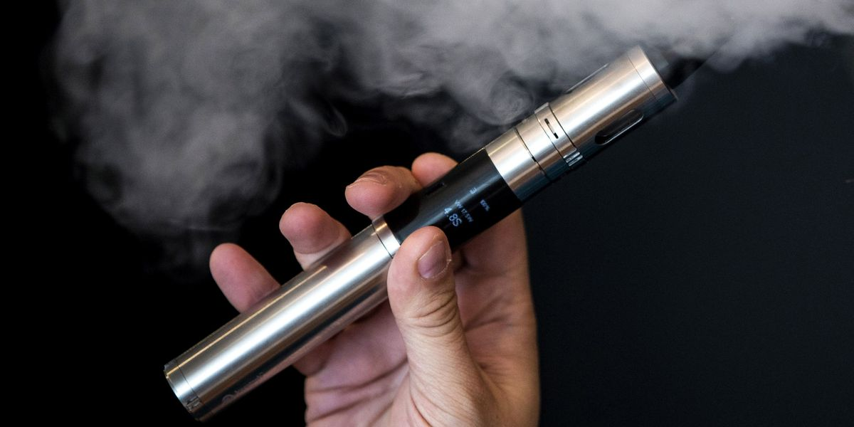 Vaping Vitamin B12 Can Hurt Your Lungs, Experts Warn