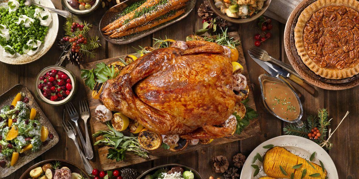 Festive Kitchen Thanksgiving Menu