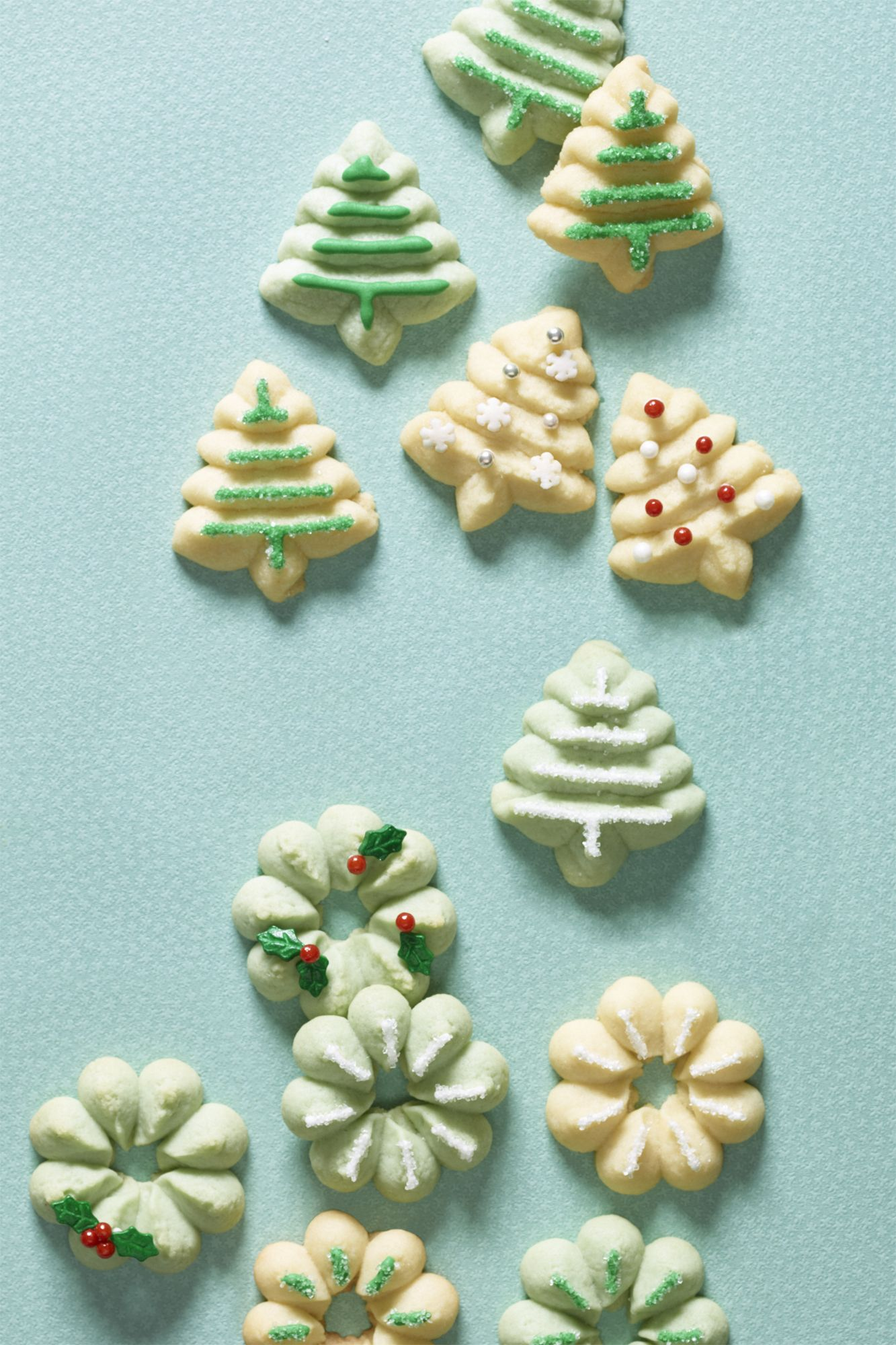 80 Easy Christmas Cookies - Great Recipes for Holiday Cookie Ideas