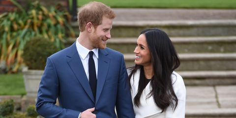 prince harry and meghan markle set official wedding date may 2018 marie claire