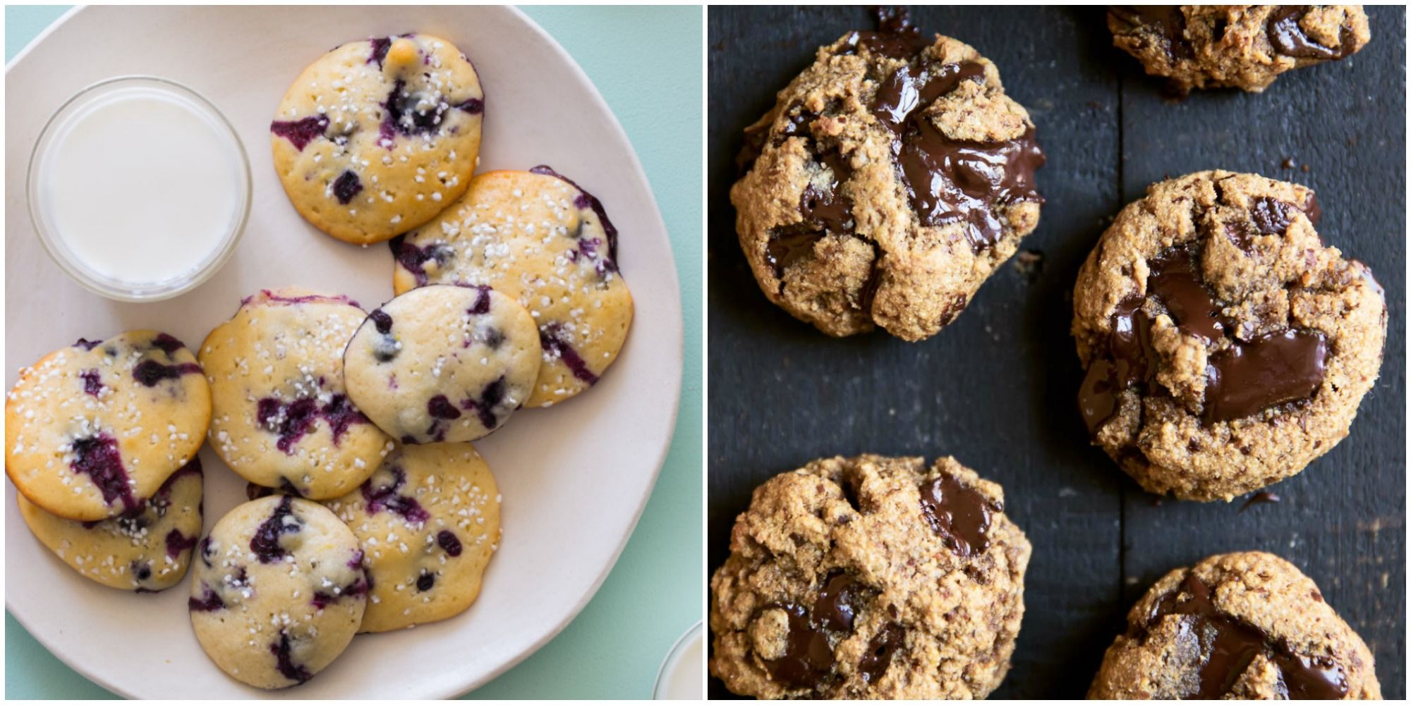 34 Best Healthy Cookie Recipes How To Make Low Calorie Low Fat