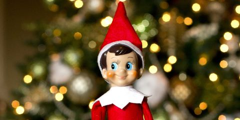elf on the shelf christmas ideas 2018