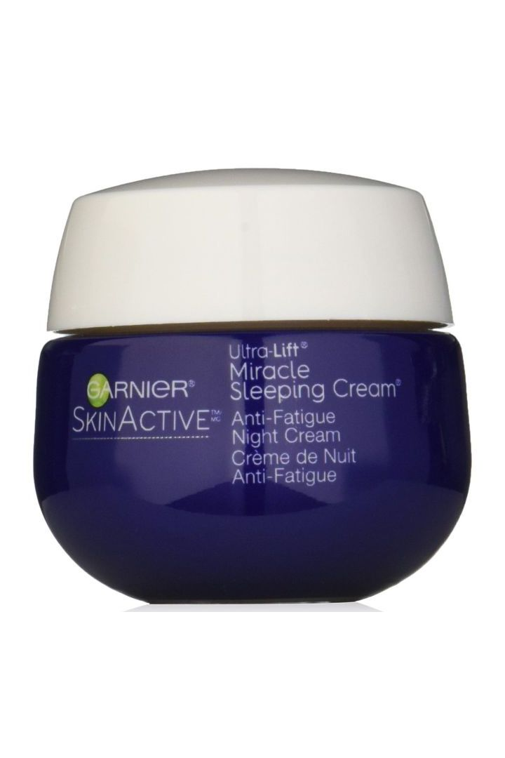 garnier skinactive ultra-lift miracle sleeping night cream