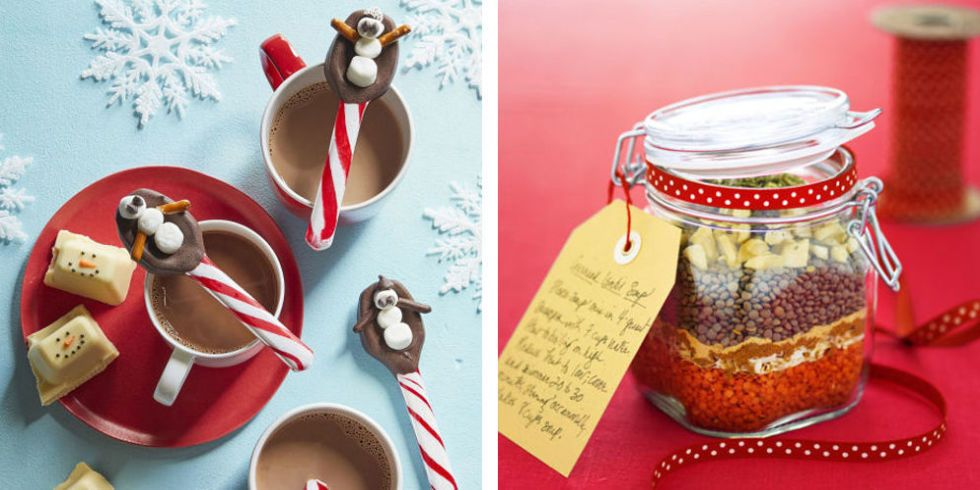 53 Homemade Christmas Food Gifts - DIY Ideas for Edible ...