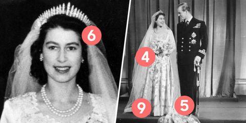 10 Hidden Details You Didn T Know About Queen Elizabeth S Wedding
