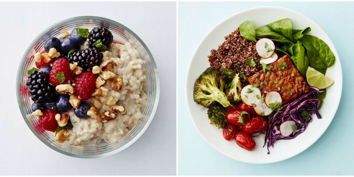 Your Full Week of Recipes for Dr. Oz's 21-Day Weight-Loss Breakthrough
