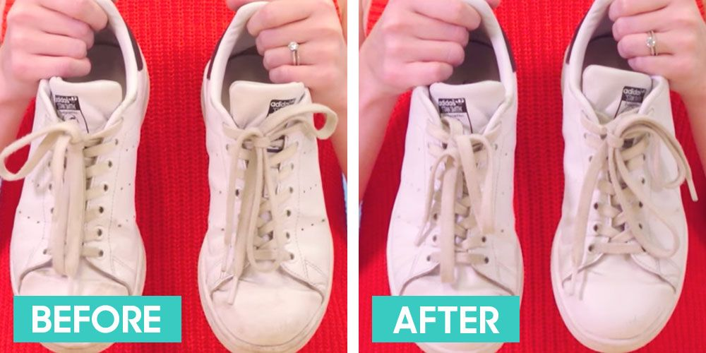 How to Clean Shoes Best Way to Clean Leather Shoes