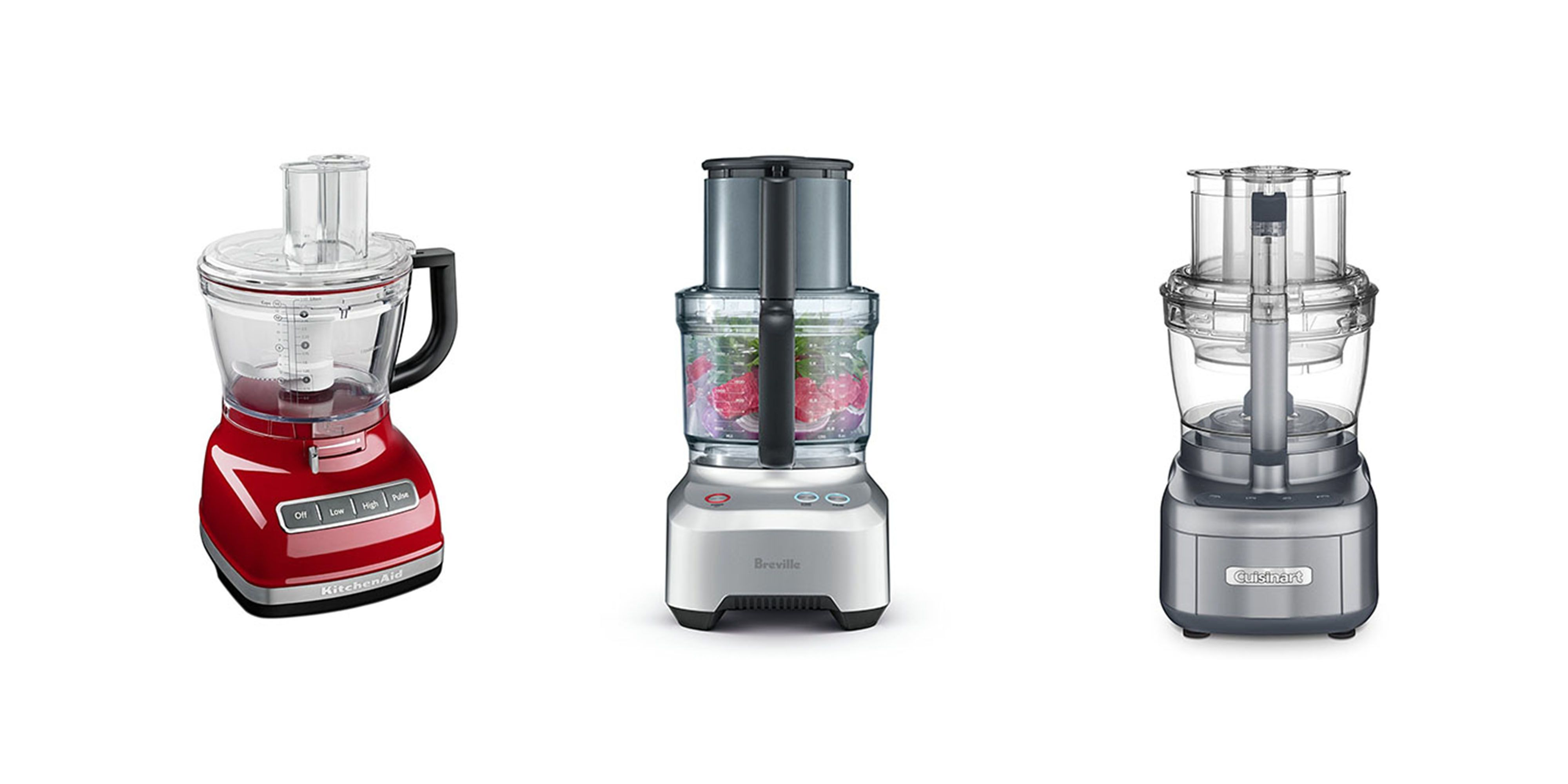 7 Best Food Processors - Reviews of Top Food Choppers