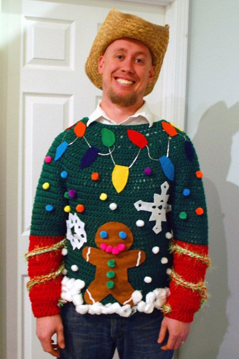 Will Smith Christmas Sweater.30 Ugly Christmas Sweaters To Buy Or Diy Homemade Ugly