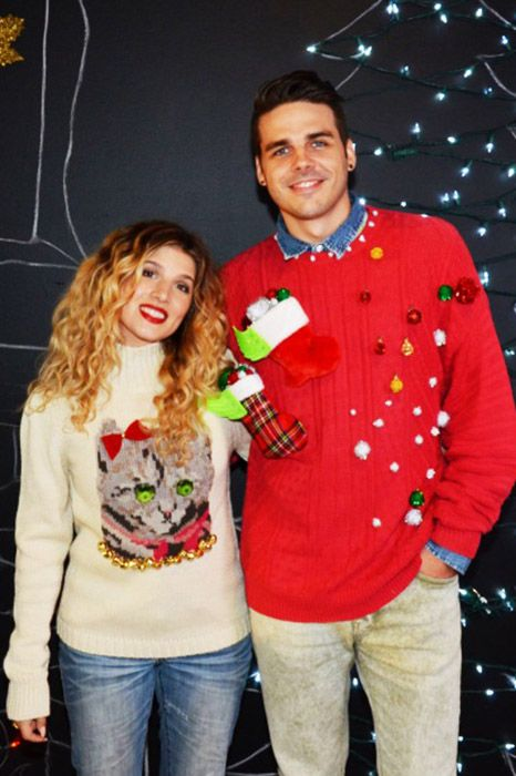 20 Ugly Christmas Sweaters To Buy Or Diy