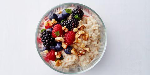 best diabetic breakfast ideas   berry yogurt bowls
