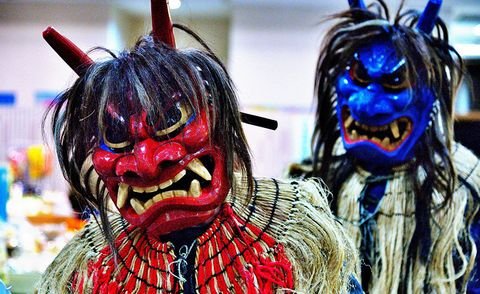 Fun, Tradition, Mask, Costume, Carnival, Art, Masque, Smile, Fictional character, Fiction,