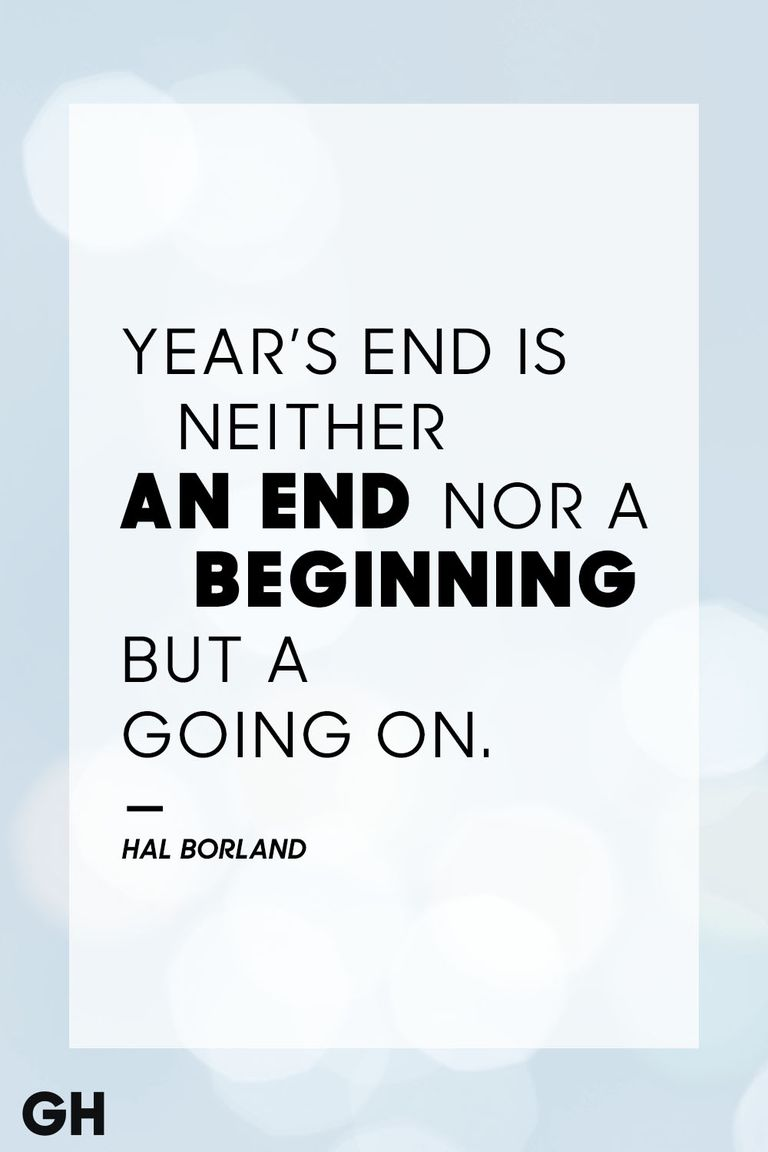 30 Best New Year's Eve Quotes - Inspirational Sayings for ...