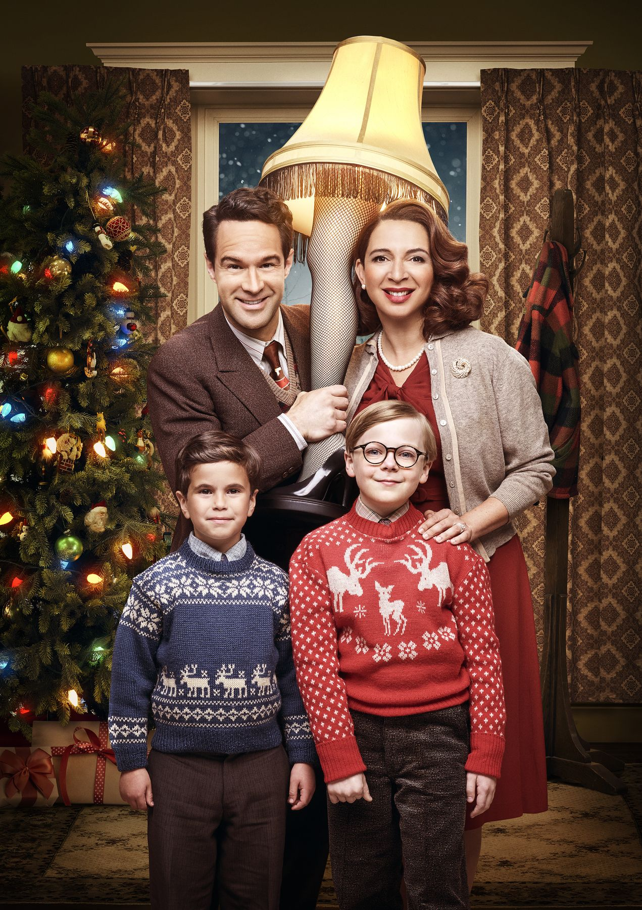 First Look at a Christmas Story Live