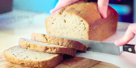 Easy Banana Bread Recipe How To Make Homemade Banana Bread