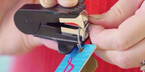 stapler trick