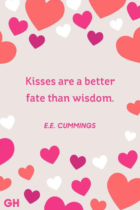 e e cummings valentines day quote