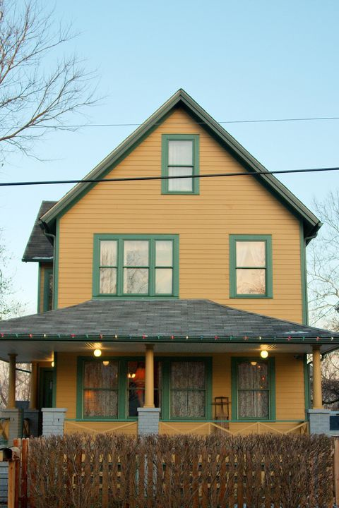 Christmas Story House.9 Things You Didn T Know About A Christmas Story Facts