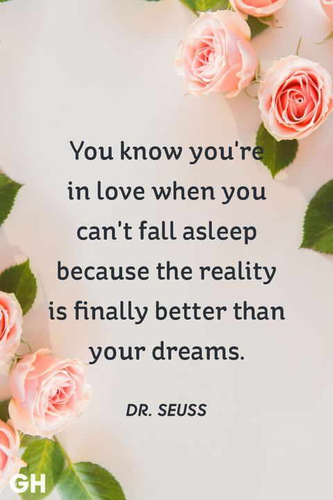 60 Best Love Quotes Of All Time Cute Famous Sayings About Love Awesome Dr Seuss Quotes Love