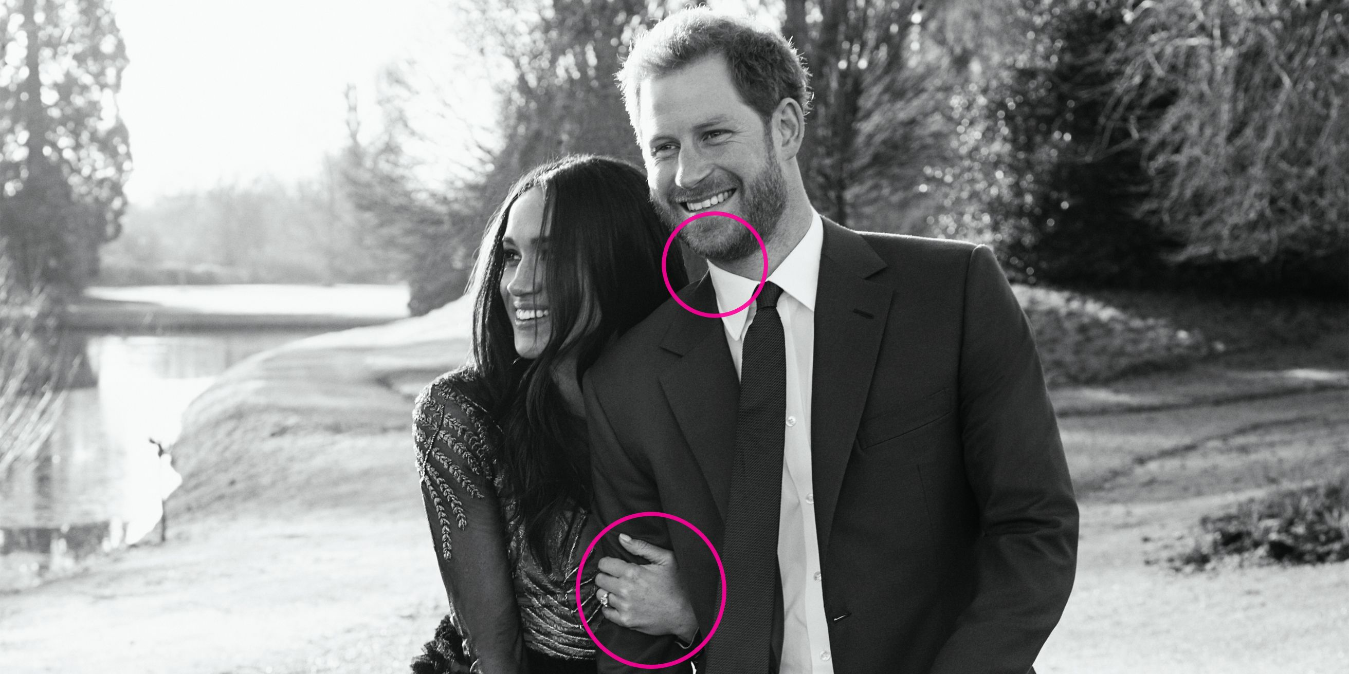 Body Language Experts Analyze Prince Harry and Meghan Markles Official Engagement Photos forecast