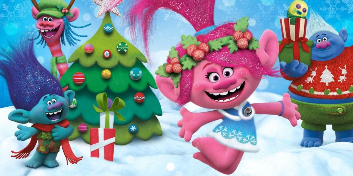 Trolls Holiday Is Now Available On Netflix