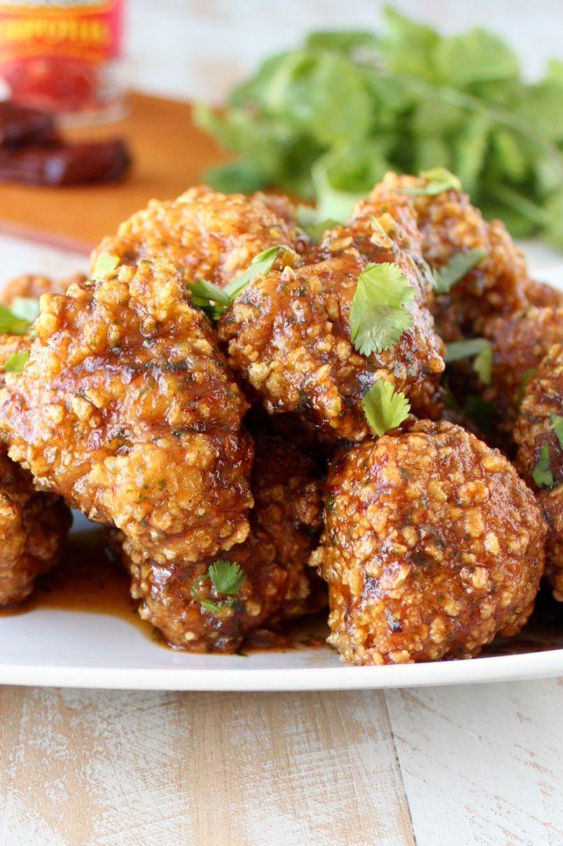 how to make home made chicken wings in actifry