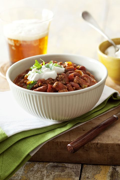 How To Make Chili From Scratch Easy Homemade Stovetop Chili Recipe