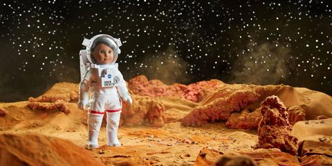 Space, Sky, Astronomical object, Fun, Snow, Landscape, Night, Child, Winter, Star,