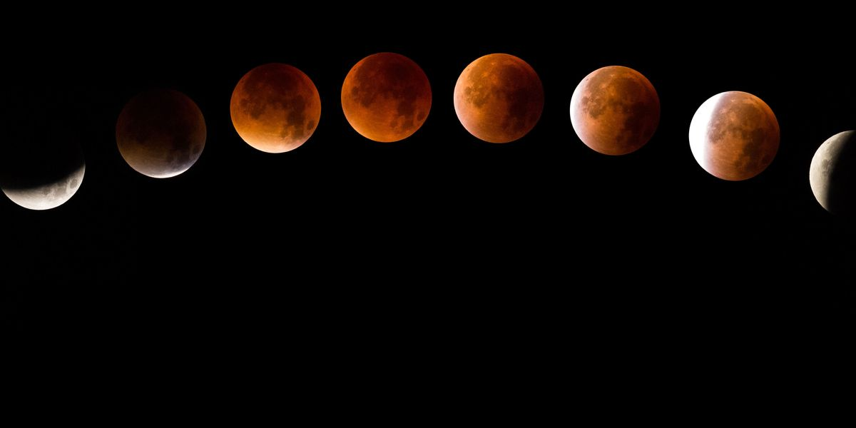 A Super Blue Blood Moon Is Coming This Week
