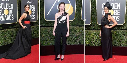 Golden Globes 2018 Best Dressed