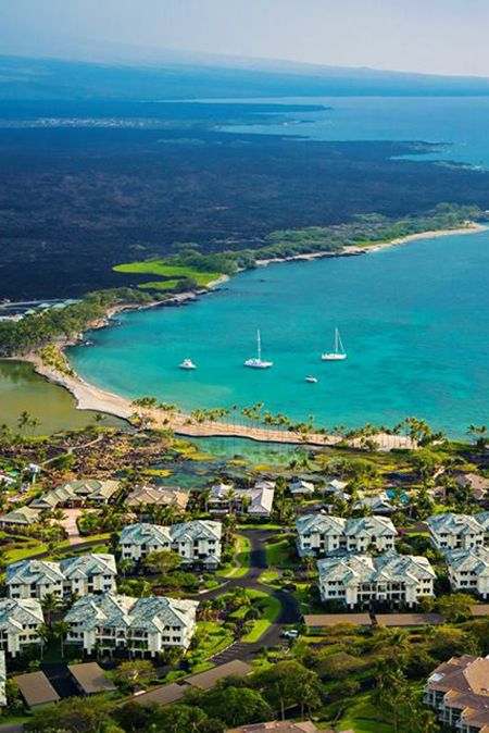 Waikolia Beach Resort