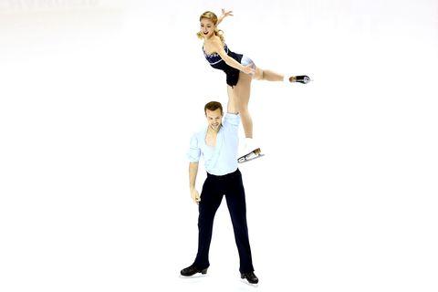 Standing, Recreation, Performance, Balance, Dancer, Sports equipment,