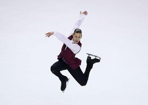 Jason Brown at the 2018 US Figure Skating Championships