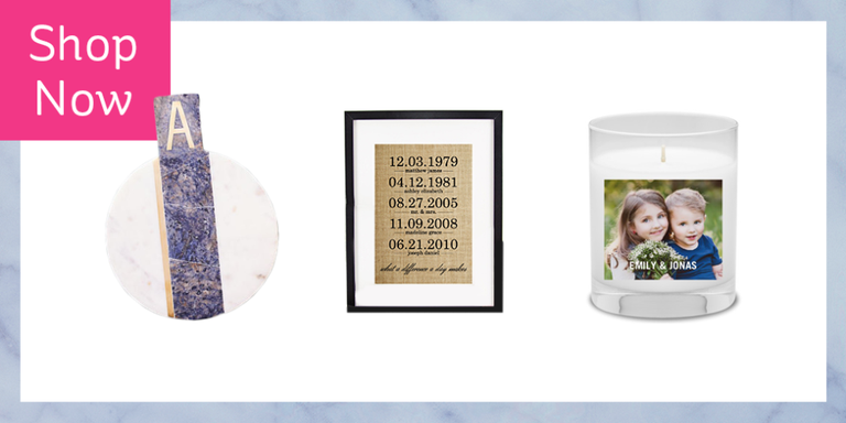 20 best personalized gift ideas monogrammed gifts for her and him heres an easy way to make a gift more meaningful personalize it whether its a monogram photo or other special touch everyday items become instantly negle Images