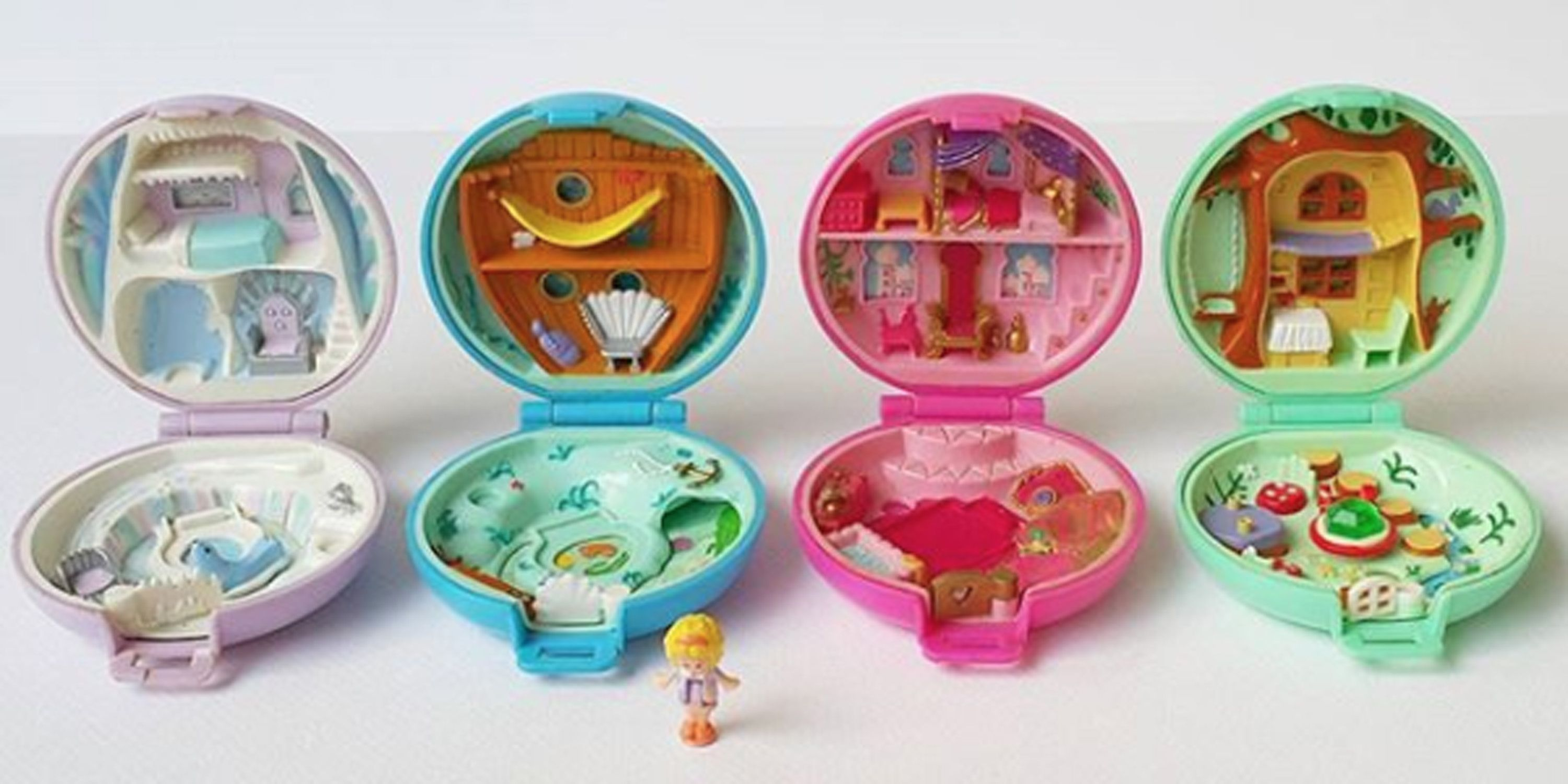 Heres How Much Your Old Polly Pockets May Be Worth