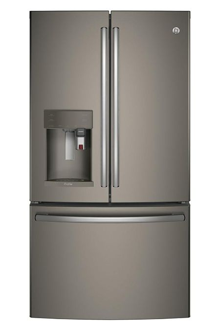 GE. $2,300. BUY NOW. The GE Profile Series French Door Refrigerator ...
