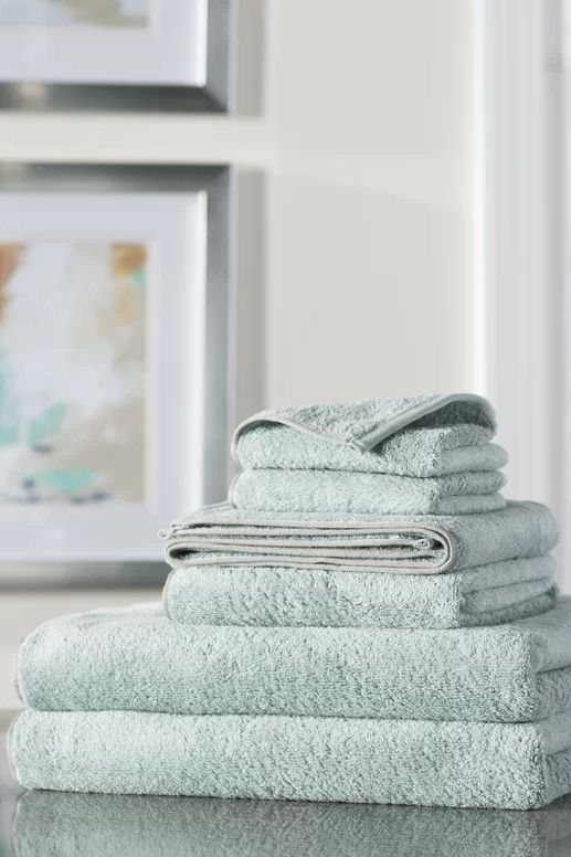 wayfair basics quick dry towel set