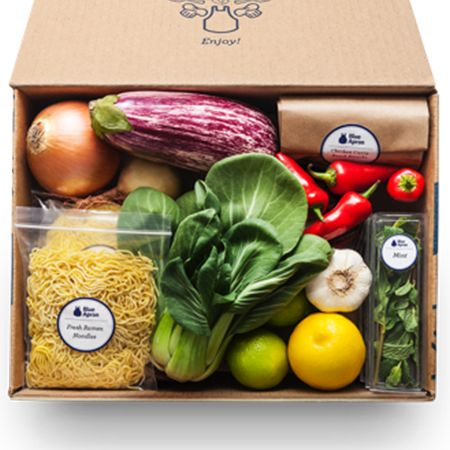 Subscription Boxes for Moms - Blue Apron